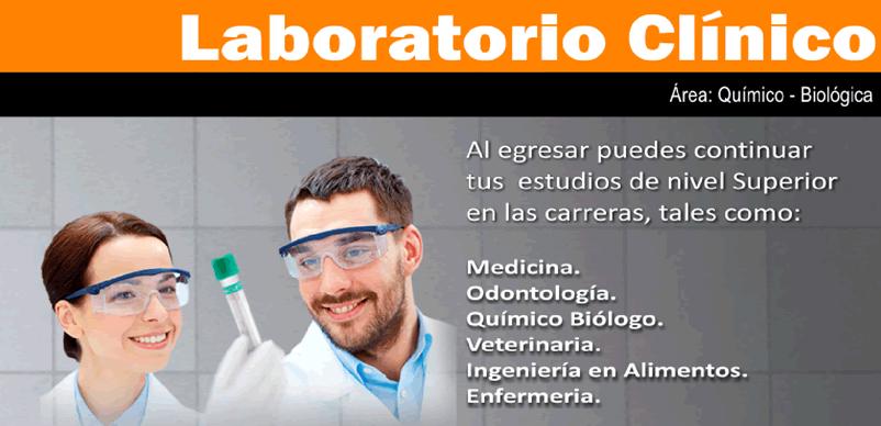 Laboratorista Clínico