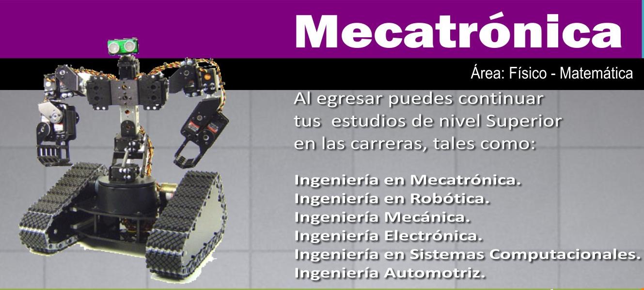 BT. EN MECATRÓNICA