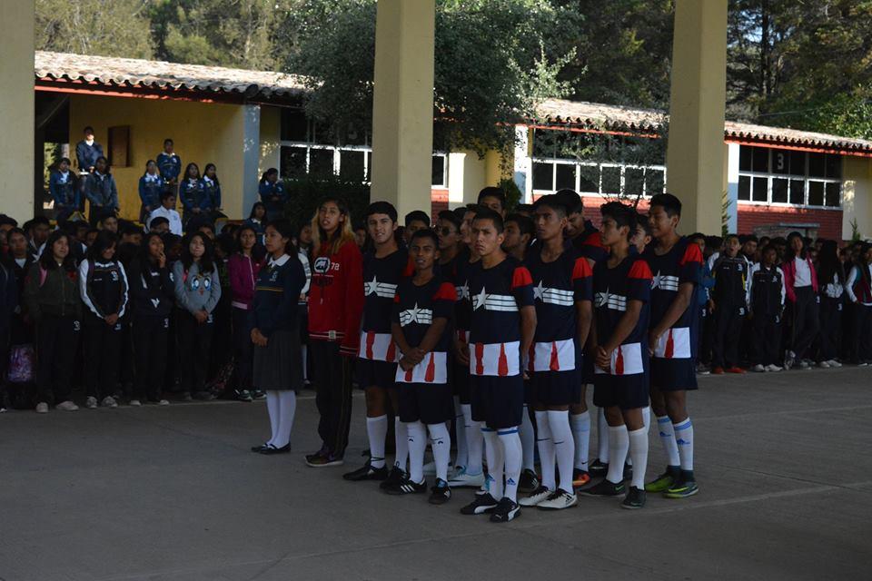 CUARTO ENCUENTRO DEPORTIVO UEMSTIS CBTIS 2