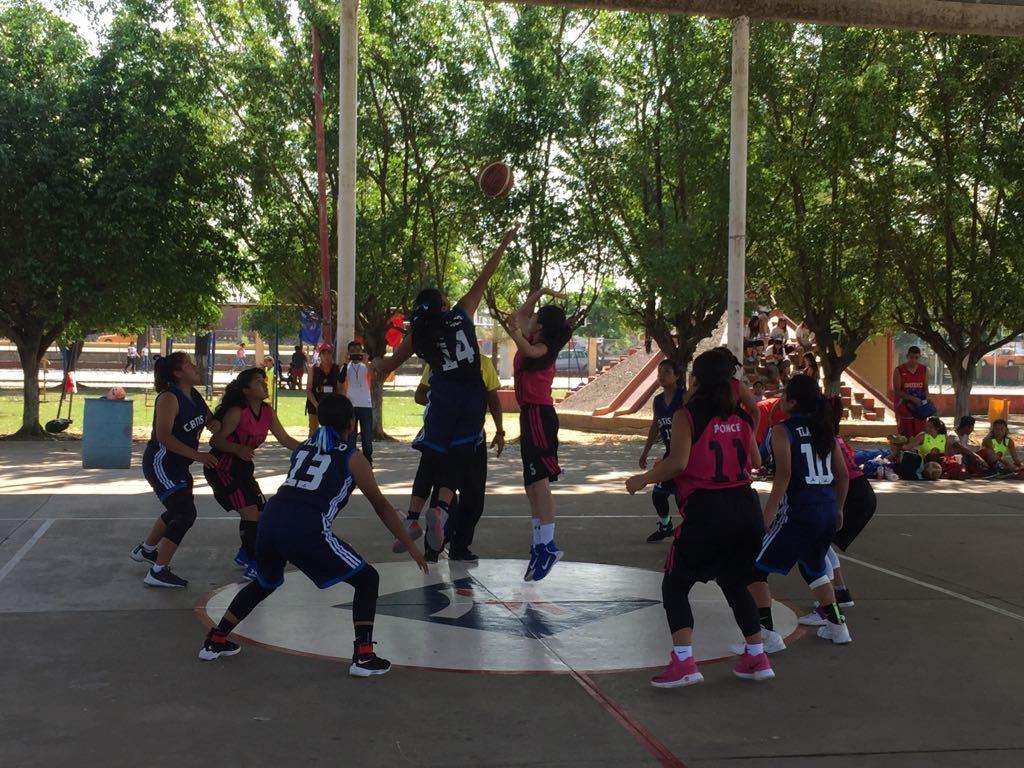 Encuentro Deportivo UEMSTIS CBTis 2